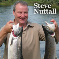 Steve Nuttall - game shooter, wildfowler, stalker, fisherman and sporting guide